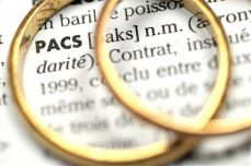 PActe Civil de Solidarité (PACS)