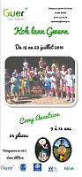 Camp Koh Lann Gwern - Flyer 1